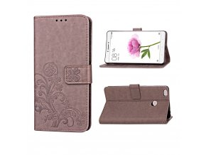KG pouzdro Wallet Style pro Xiaomi Mi Max (5004) Grey