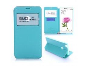 KG flipové pouzdro pro Xiaomi Mi Max (5002) Blue
