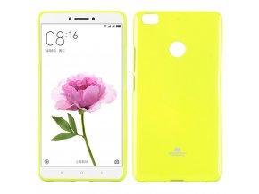 KG pouzdro Xiaomi Mi Max (1001) Yellow