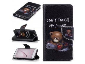 KG pouzdro Wallet Style 2 Huawei Nova (5004) - B