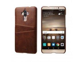 KG pouzdro Huawei Mate 9 (4009) Brown