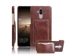 KG pouzdro Huawei Mate 9 (4008) Brown