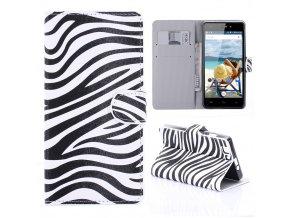 KG pouzdro Wallet Style 2 Doogee X5 (5001) - M