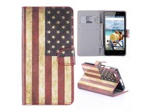 KG pouzdro Wallet Style 2 Doogee X5 (5001) - I