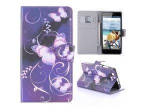 KG pouzdro Wallet Style 2 Doogee X5 (5001) - G