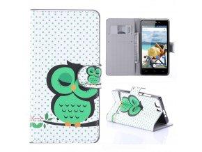 KG pouzdro Wallet Style 2 Doogee X5 (5001) - C