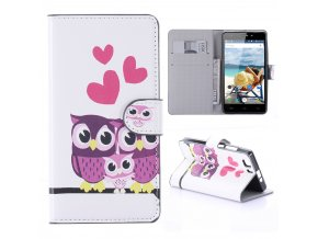 KG pouzdro Wallet Style 2 Doogee X5 (5001) - A