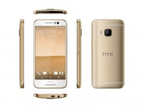 HTC One S9 Gold