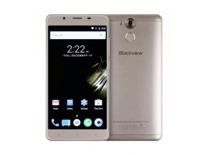 Blackview P2 Gold - Bazarový telefon