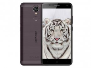 UleFone Tiger Black