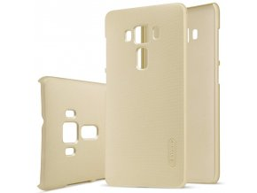 Pouzdro Nillkin Frosted Shield Asus Zenfone 3 Deluxe ZS570KL Gold