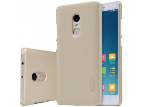 Pouzdro Nillkin Frosted Shield Xiaomi Redmi Note 4/4X Gold
