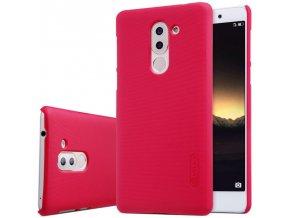 Pouzdro Nillkin Frosted Shield Huawei Mate 9 Lite Red