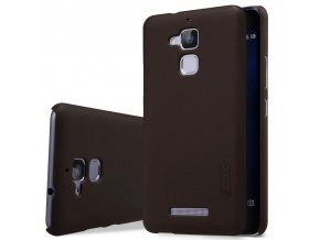 Pouzdro Nillkin Frosted Shield Asus Zenfone 3 ZC520TL Dark Brown