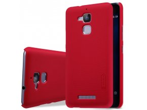 Pouzdro Nillkin Frosted Shield Asus Zenfone 3 ZC520TL Red