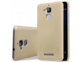 Pouzdro Nillkin Frosted Shield Asus Zenfone 3 ZC520TL Gold