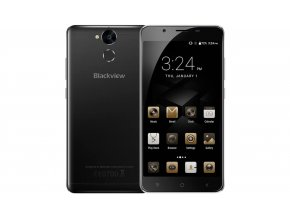 Blackview P2 Lite Black - Bazarový telefon