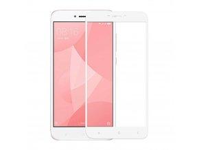 Tvrzené sklo pro Xiaomi Redmi Note 4X | White
