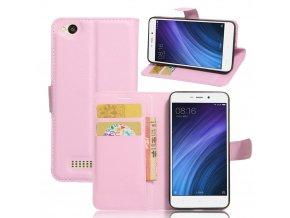 KG pouzdro Wallet Style 2 Xiaomi Redmi 4A (5002) - F