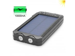 KG Solar Power Bank 10000mAh (MPB-1676D) White