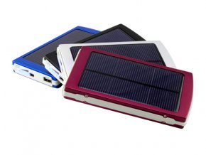 KG Solar Power Bank 10000mAh (SC-10000) Red