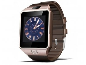 Erenbach Smartwatch DZ09 rose gold