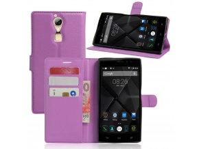 KG pouzdro Wallet Style 2 Doogee F5 (5001) - H
