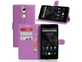 KG pouzdro Wallet Style 2 Doogee F5 (5001) - H
