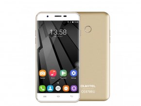 Oukitel U7 Plus Gold