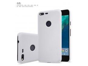 Pouzdro Nillkin Frosted Shield Google Pixel XL White