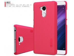 Pouzdro Nillkin Frosted Shield Xiaomi Redmi 4 Pro Red