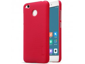 Pouzdro Nillkin Frosted Shield Xiaomi Redmi 4X Red
