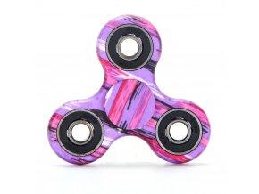 KG Fidget Hand Spinner Purple