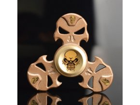 KG Fidget Hand Spinner (1101) Death Guard Rose Gold