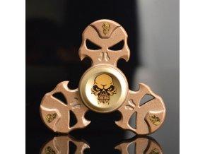 KG Fidget Hand Spinner (1101) Death Guard Rose Gold