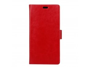KG pouzdro Wallet Style Doogee Y6 (5008) Red