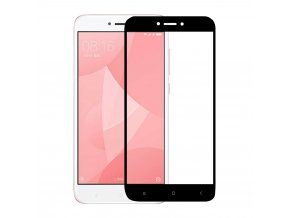 KG tvrzené sklo (T-REDMi4Prime-7004C) pro ochranu displeje Xiaomi Redmi 4 Black