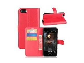 KG pouzdro Wallet Style Doogee Shoot 2 (5001) Red