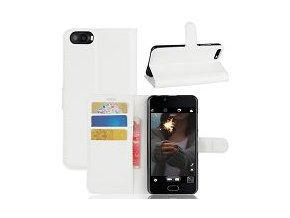 KG pouzdro Wallet Style Doogee Shoot 2 (5001) White
