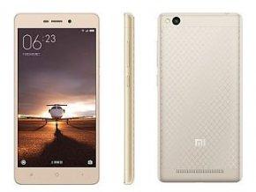 Xiaomi Redmi 3 2GB/16GB Gold - Bazarový telefon