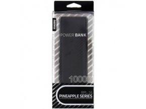 Remax Pineapple 10000mAh Black