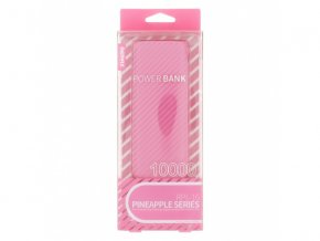 Remax Pineapple 10000mAh Pink