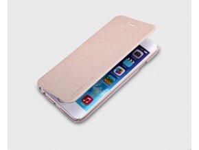 Pouzdro Nillkin Sparkle Apple iPhone 6/6S Gold