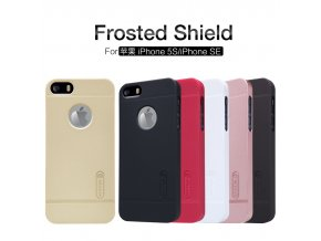 Pouzdro Nillkin Frosted Shield Apple iPhone 5S/SE  Rose gold