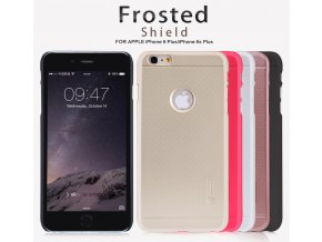 Pouzdro Nillkin Frosted Shield Apple iPhone 6/6S Plus Rose gold