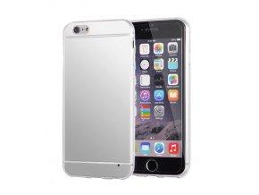KG plastové pouzdro Mirror Huawei P10 Silver