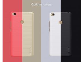 Pouzdro Nillkin Frosted Shield Xiaomi Mi Max 2 Gold
