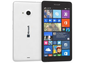 Microsoft Lumia 535 Single Sim White
