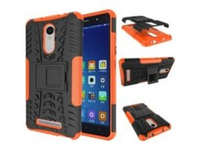 KG plastové pouzdro Xiaomi Redmi Note 4 (4003) Orange