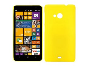 Silikonové pouzdro pro Microsoft Lumia 535 | Yellow